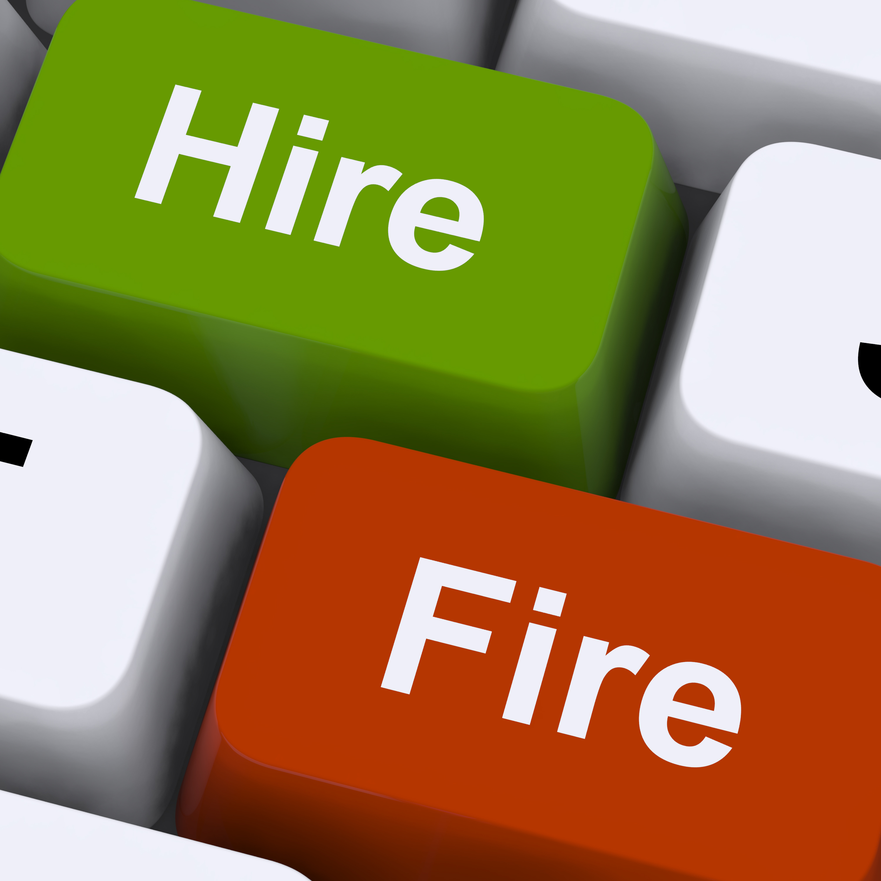 hire fire