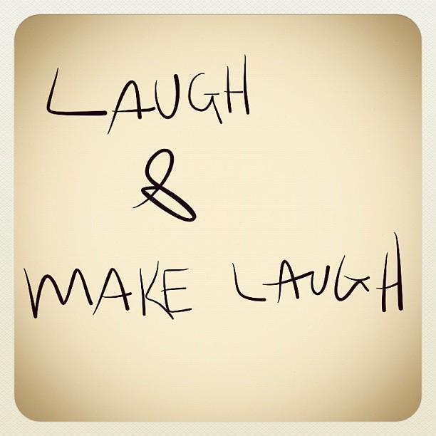 laugh at work